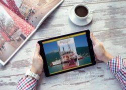 logiciel creation magazine gratuit